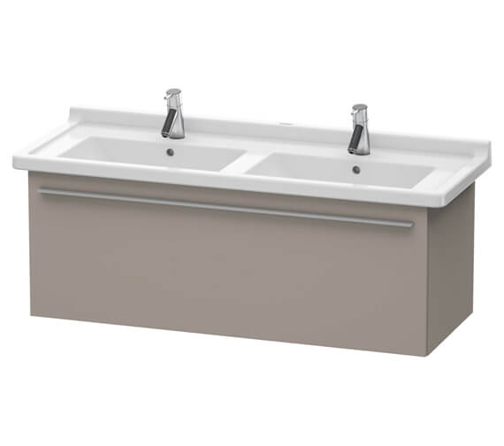Duravit X-Large 1200mm Vanity Unit With 1 Compartment For Starck 3 Basin