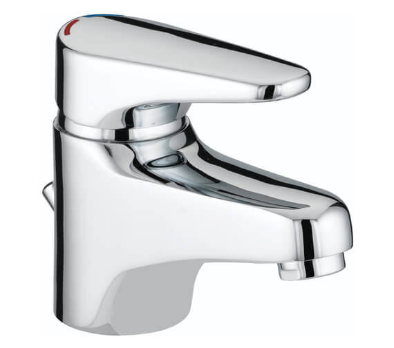 Additional image of Bristan Jute Basin Mixer Tap