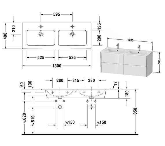 Technical drawing QS-V42541 / XV41290B118