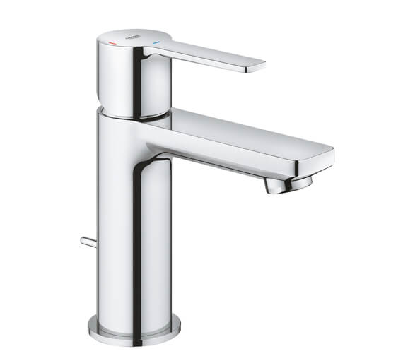 Additional image of Grohe Lineare Deck Mounted Basin Mixer Tap