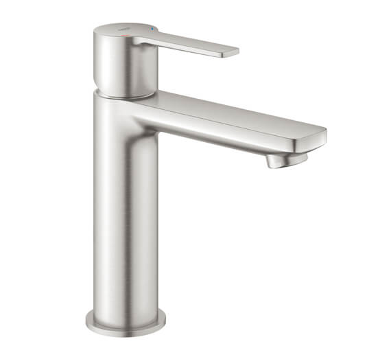 Alternate image of Grohe Lineare Deck Mounted Basin Mixer Tap