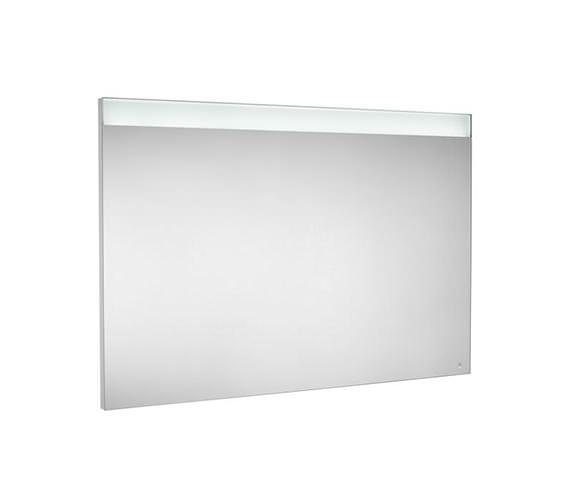 Additional image of Roca Prisma Basic Potrait Mirror With Upper LED Lighting