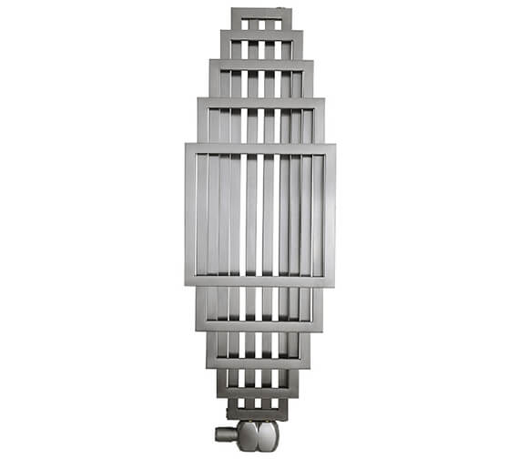 Aeon Podium 400 x 1200mm Wall Mounted Stainless Steel Towel Rail