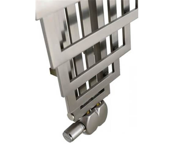 Additional image of Aeon Podium 400 x 1200mm Wall Mounted Stainless Steel Towel Rail