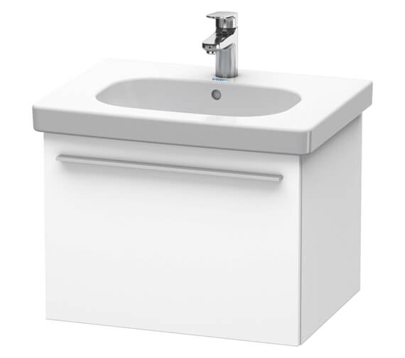 Duravit X-Large 1 Pull-Out Compartment Vanity Unit For D-Code Basin
