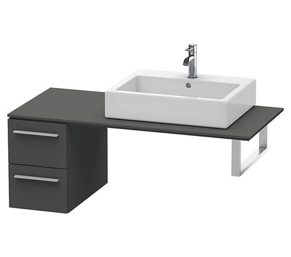 Duravit X-Large 2 Drawer Cabinet For Console