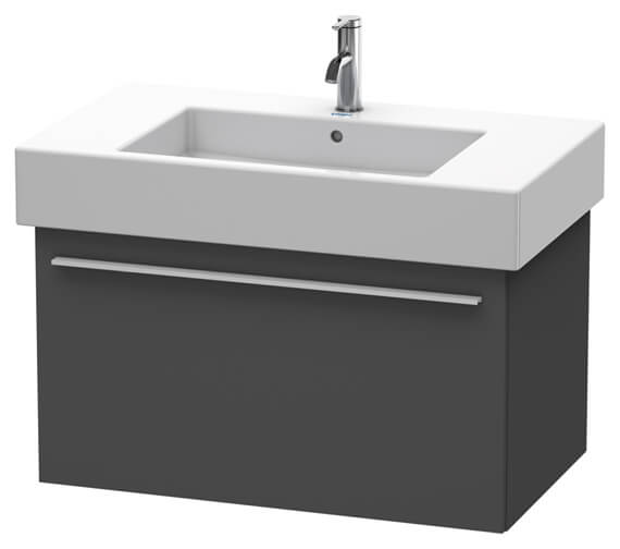 Duravit X-Large 1 Pull Out Compartment Vanity Unit For Vero Basin