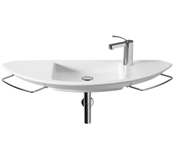 Alternate image of Roca Mohave Wall Mounted Basin