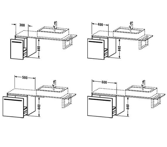 Technical drawing QS-V4447 / XL653105151