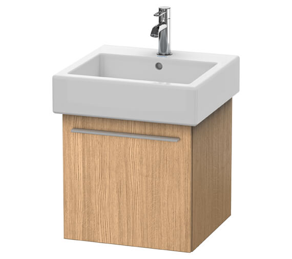 Duravit X-Large Wall Mounted Vanity Unit For Vero Washbasin