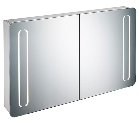 Additional image of Ideal Standard Mirror Cabinet With Bottom Ambient And Front Light
