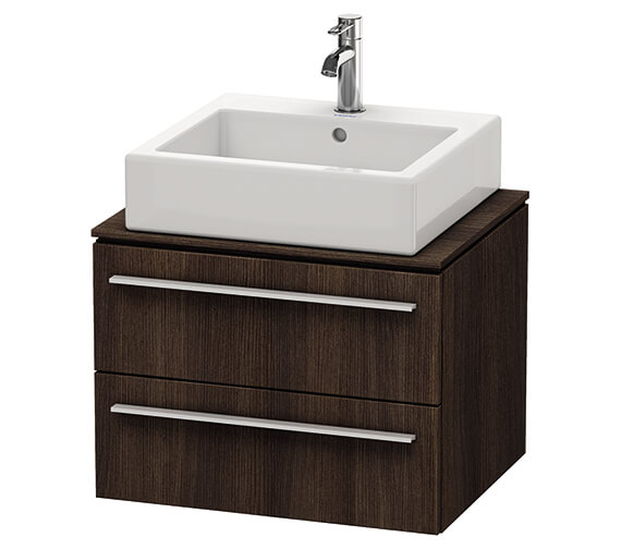 Duravit X-Large 2 Drawer Vanity Unit For Console