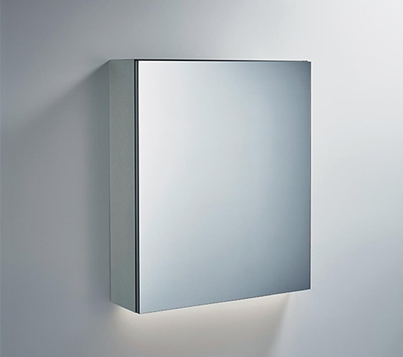 Ideal Standard Mirror Cabinet With Bottom Ambient Light