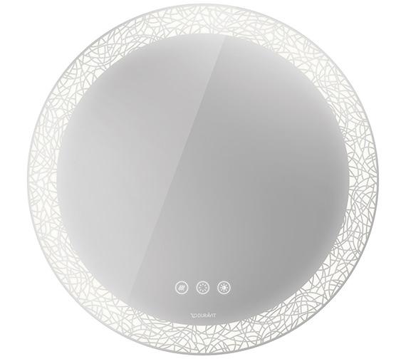 Duravit Happy D.2 Plus Mirror With LED Lighting - Icon Version
