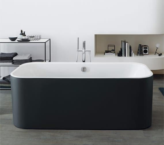 Duravit Happy D.2 Plus 1800 x 800mm Freestanding Whirltub With Panel And Frame