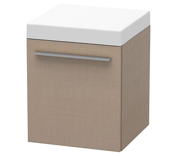Alternate image of Duravit X-Large 400mm Square Mobile Storage Unit