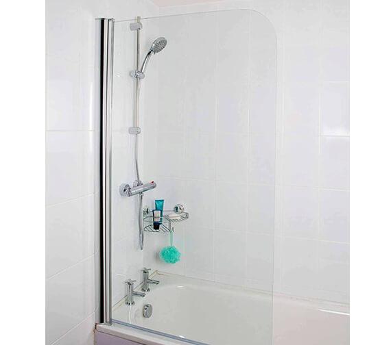 Croydex Flexi Fix Shower Screen