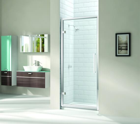 Merlyn 8 Series 1950mm Hinge Shower Door