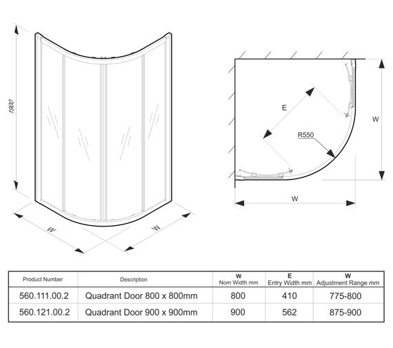 Technical drawing QS-V100768 / 560.111.00.2
