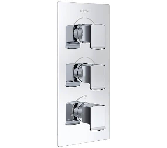 Bristan Descent Thermostatic Handle Control Shower Valve