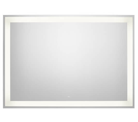 Alternate image of Roca Iridia Mirror With Perimetral Led Lighting And Demister Devise