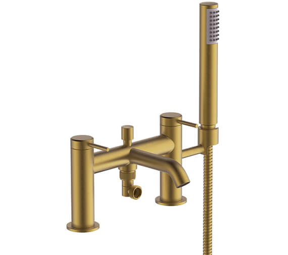 Additional image of Britton Hoxton Premium Quality Bath Shower Mixer Tap