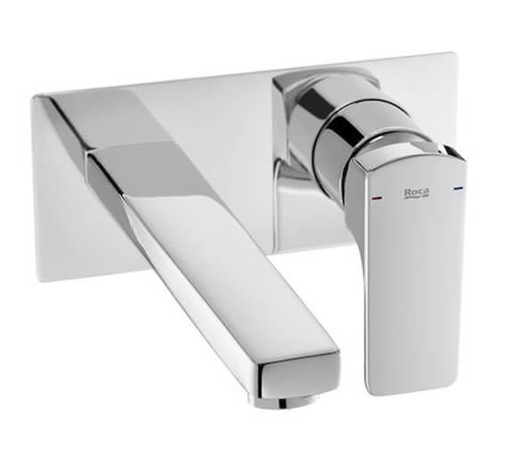 Roca L20 Concealed Designer Basin Mixer Tap