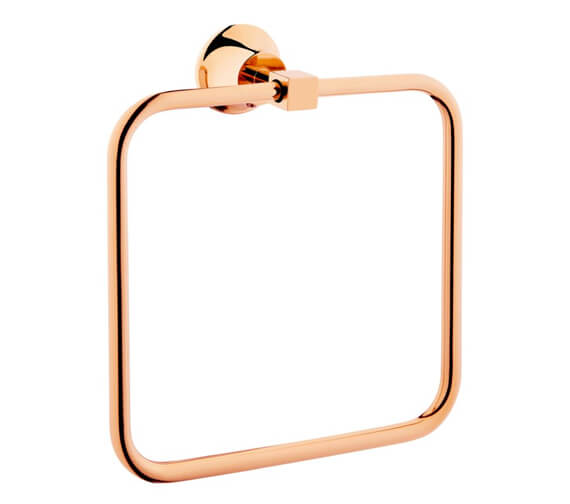VitrA Juno Towel Ring Copper
