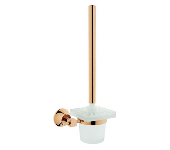 VitrA Juno WC Brush Holder Copper