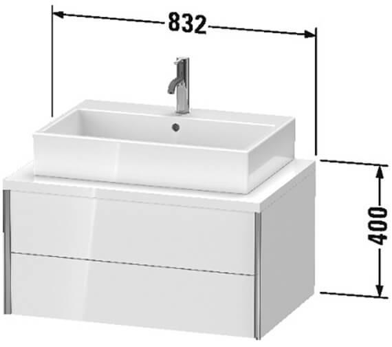 Technical drawing QS-V96352 / XV59050B118