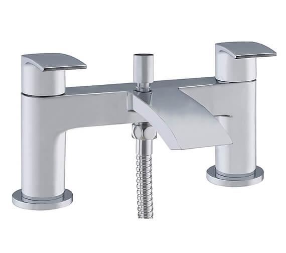 Essential Portobello Bath Shower Mixer Tap