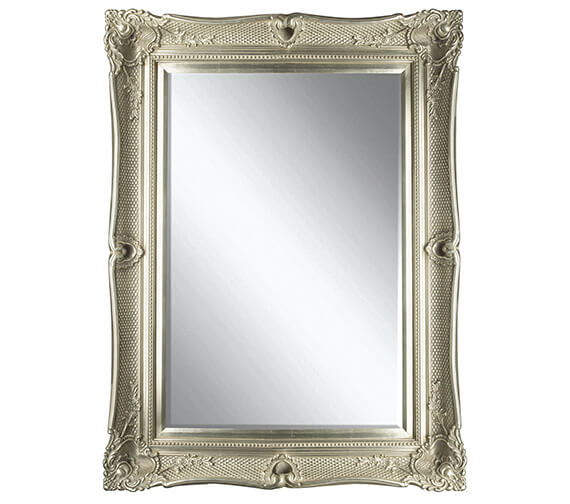 Additional image of Heritage Upminster 910 x 1200mm Wooden Framed Mirror