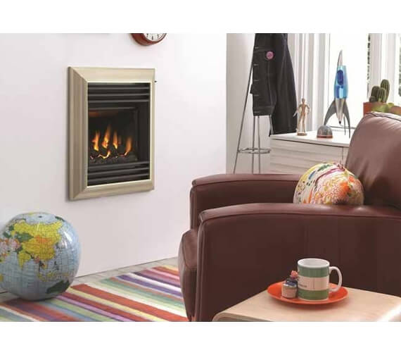 Additional image of Valor Harmony Homeflame Full Depth Gas Fire