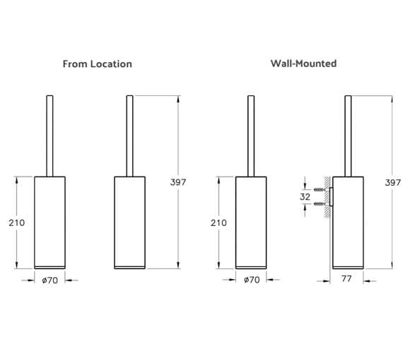 Technical drawing QS-V98118 / A44893