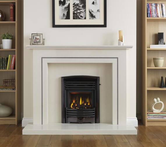 Additional image of Valor Petrus Slimline Homeflame Inset Gas Fire