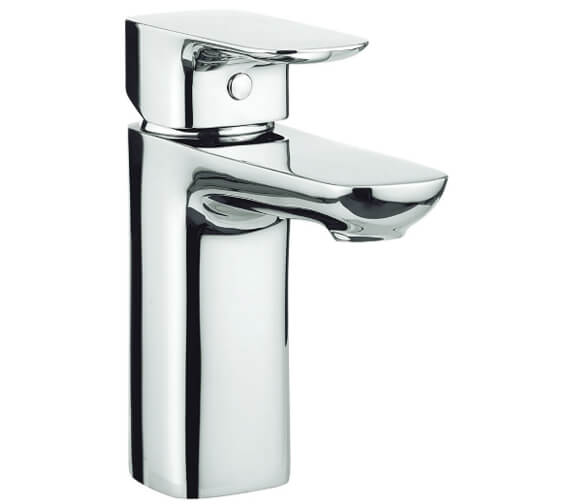 Additional image of Britton My Home Deck Mounted Basin Mixer Tap Wit Click-Clack Waste