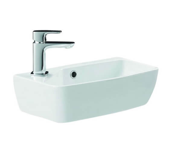 Britton My Home 450mm 1 Taphole Cloakroom Basin