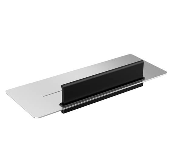 VitrA Projekta Shelf With Wiper