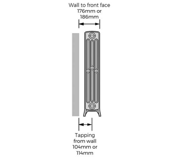 Technical drawing QS-V100315 / HAP-660-08