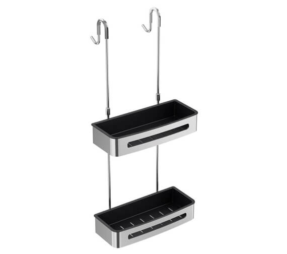 VitrA Projekta Sponge Double Basket With Hanger