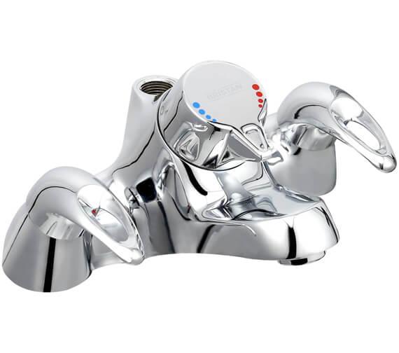 Bristan Java Bath Filler Tap With Thermostatic Shower - J THBSMVO C