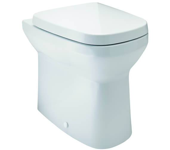 Britton My Home Back To Wall WC Pan With Soft Close Seat