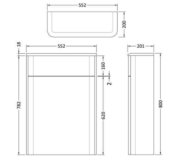 Technical drawing QS-V93896 / SAR141