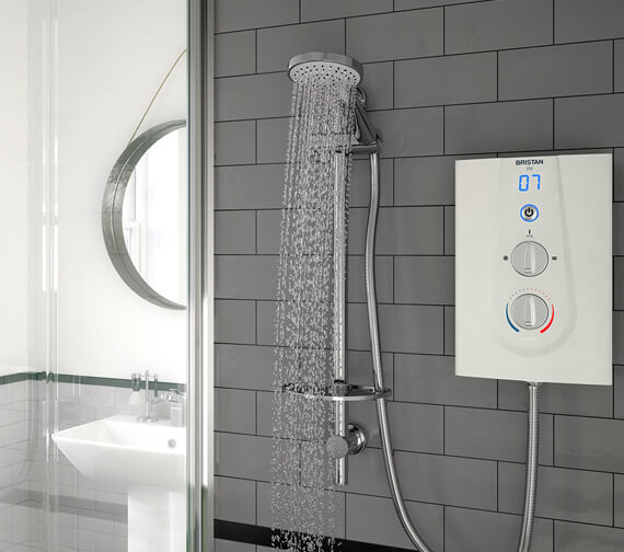 Alternate image of Bristan Joy Electric Shower