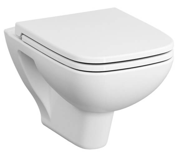 VitrA S20 520mm Wall Hung Rim-Ex WC Pan