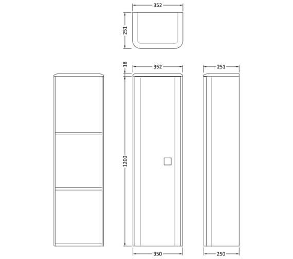 Technical drawing QS-V93898 / SAR162