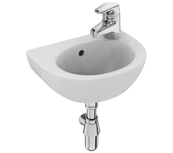 Armitage Shanks Sandringham 21 350mm Handrinse Washbasin