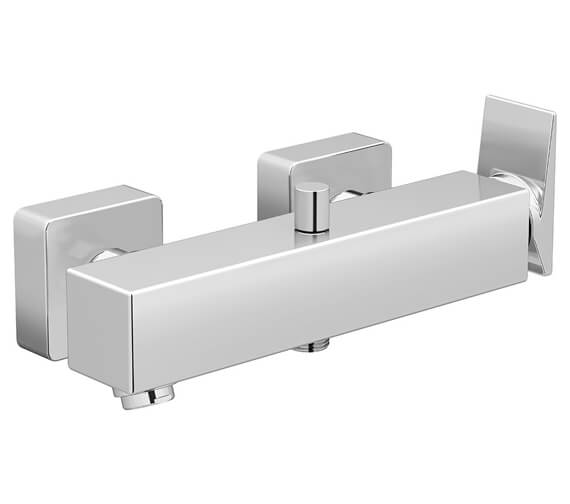 VitrA Brava Exposed Wall Mounted Bath Shower Mixer Tap