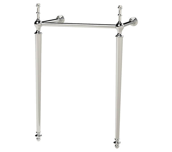 Hudson Reed Richmond Traditional Adjustable Chrome Basin Stand