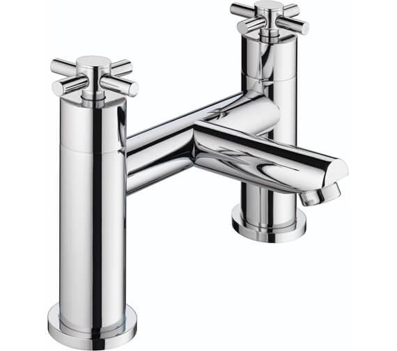 Bristan Decade Chrome Bath Filler Tap